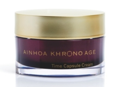 time capsule cream khrono age