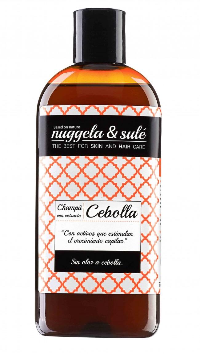 champu de cebolla Nuggela & Sulé