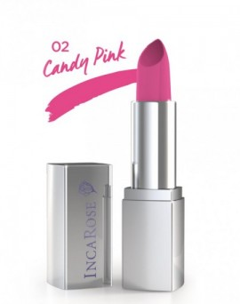Candy Pink Plump Rich Lips Inca Rose